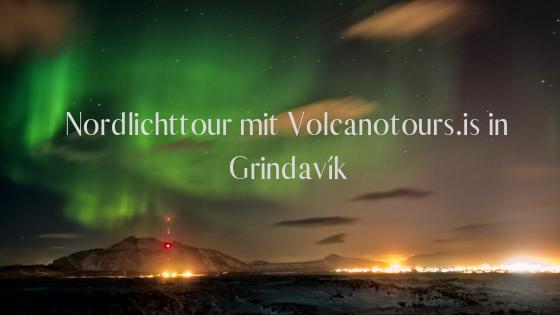 Nordlichttour mit Volcanotours.is in Grindvík