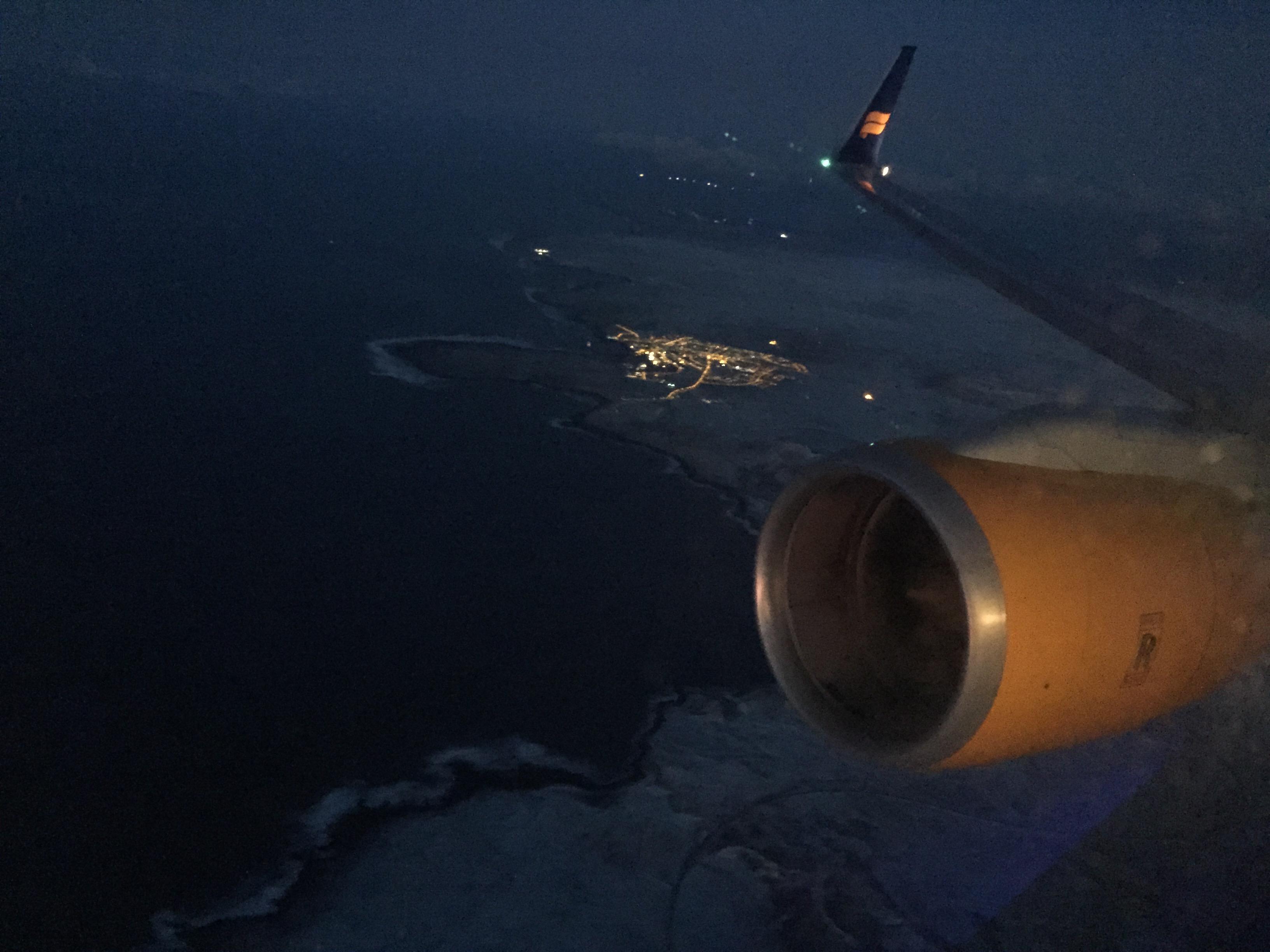 Erste Island Reise Tag 5 - Die Rückreise