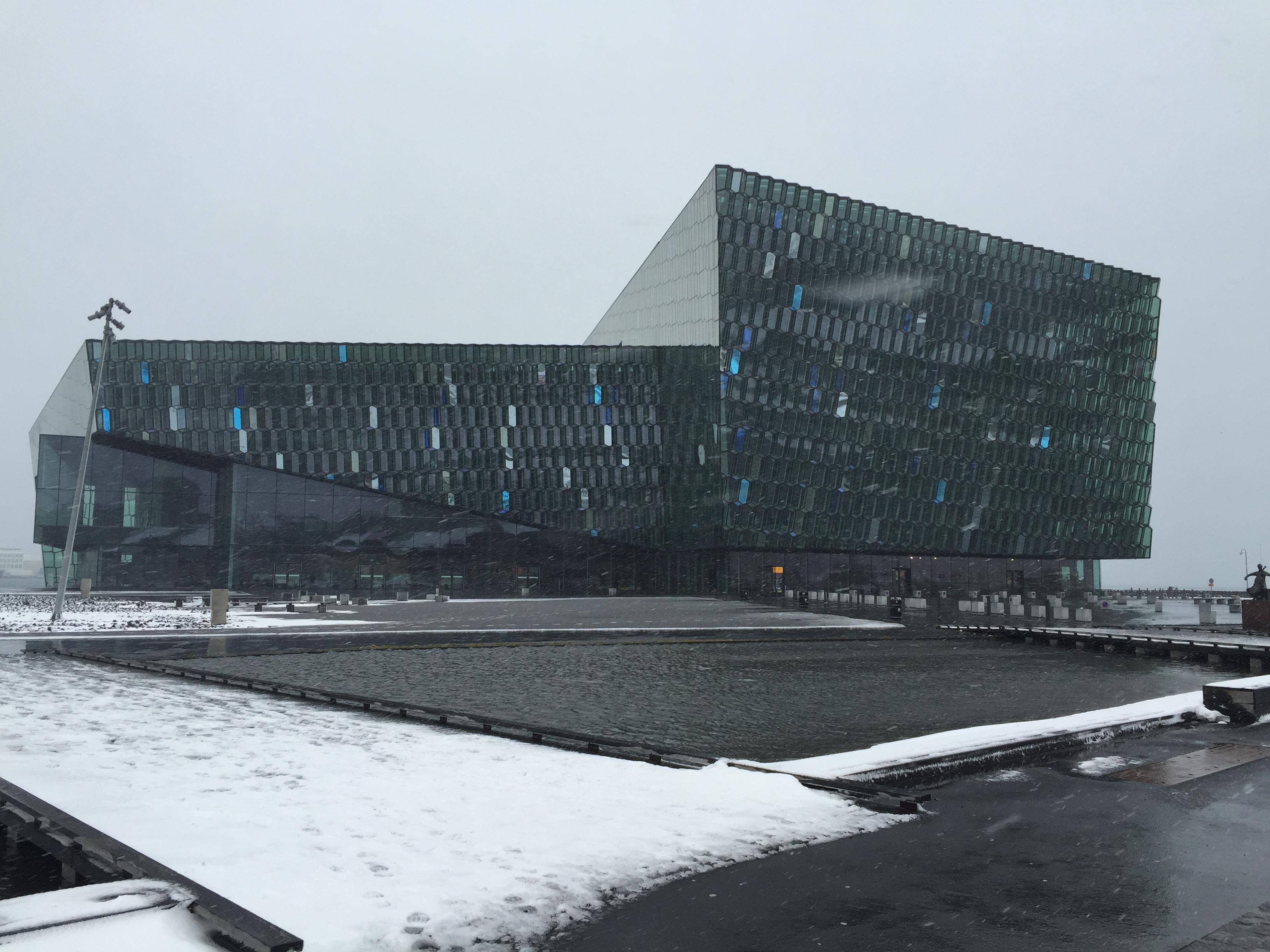 Stadtrundgang durch Reykjavik