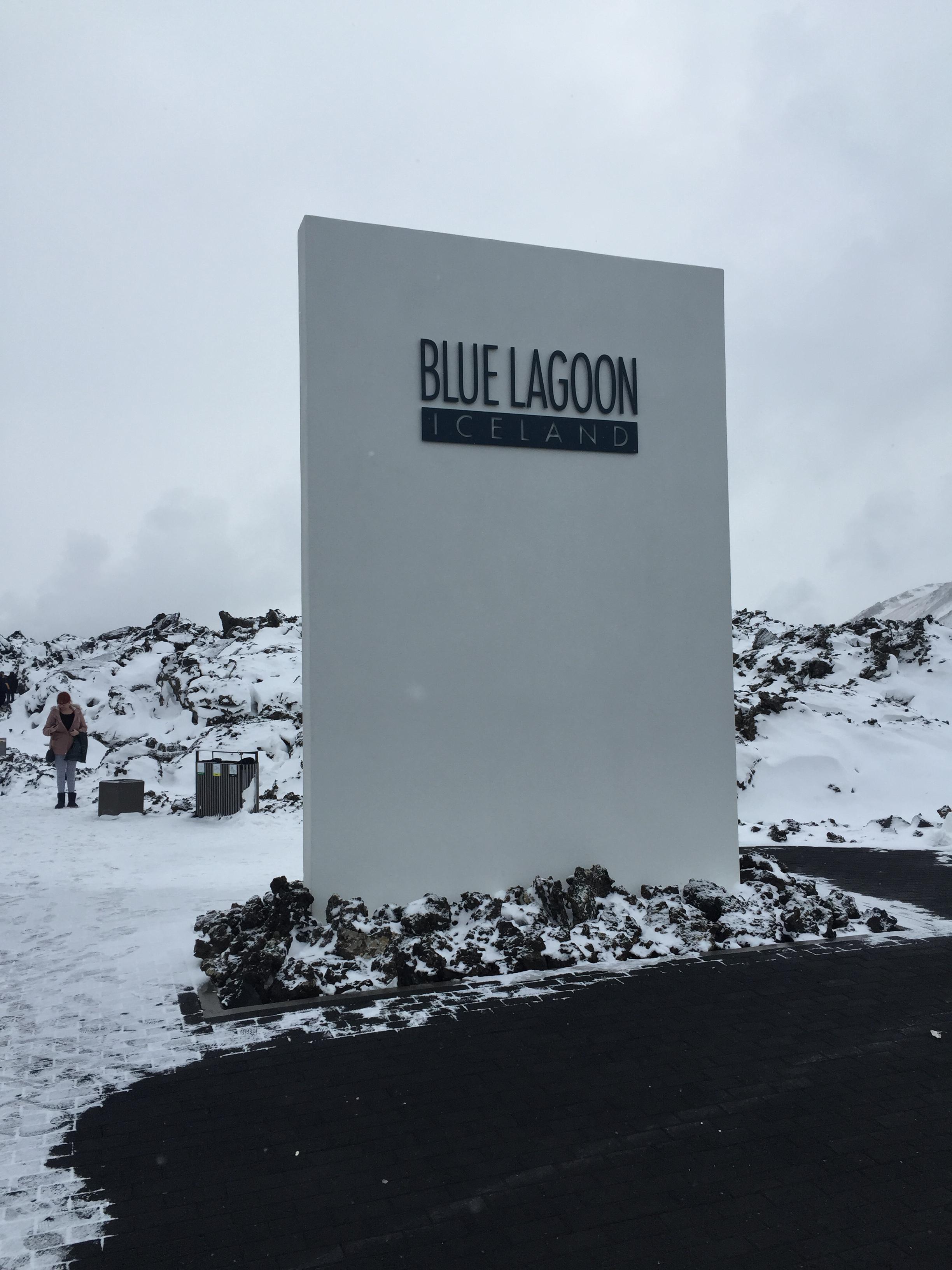 Tag 2 - Reykjavik und Blue Lagoon