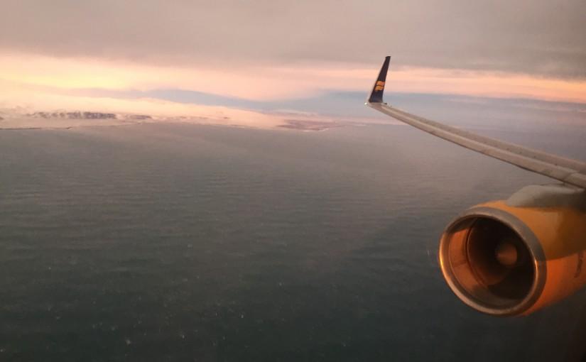 Die Saga Class von Icelandair - Business Class