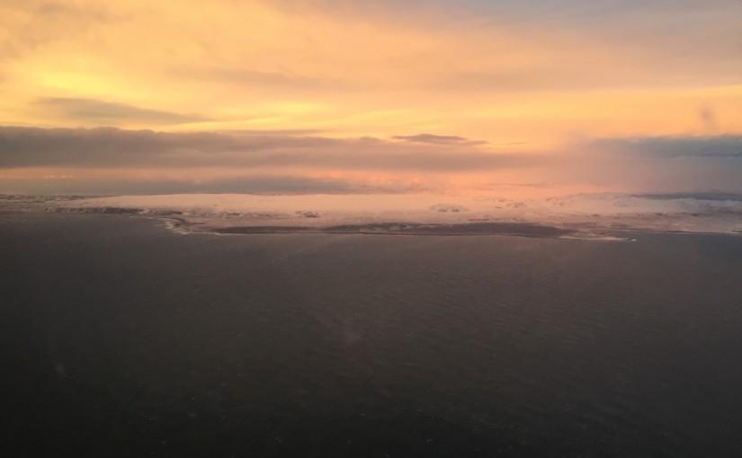 Island im Februar 2015
