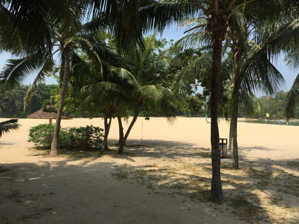Santosa Beach