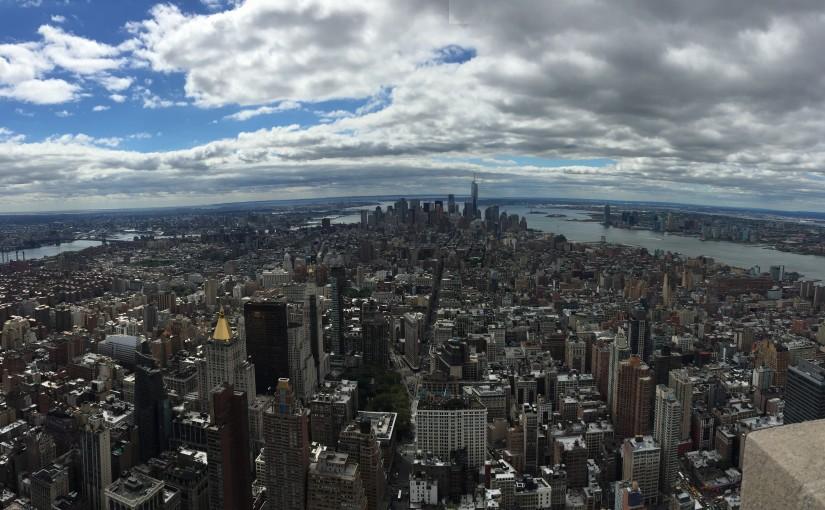 Tag 3 - Empire State Building / Brooklyn Bridge