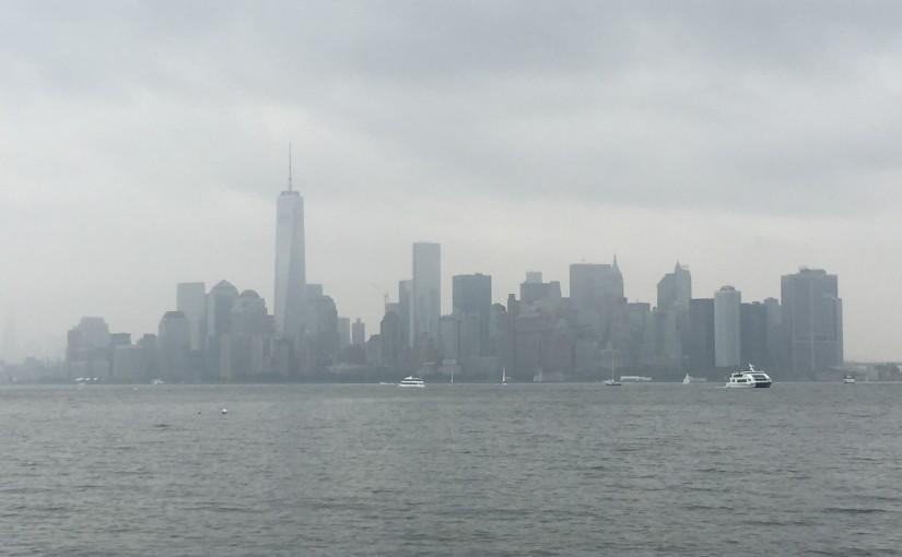 Tag 2 - Freiheitsstatue/Ellis Island und Downtown Manhattan