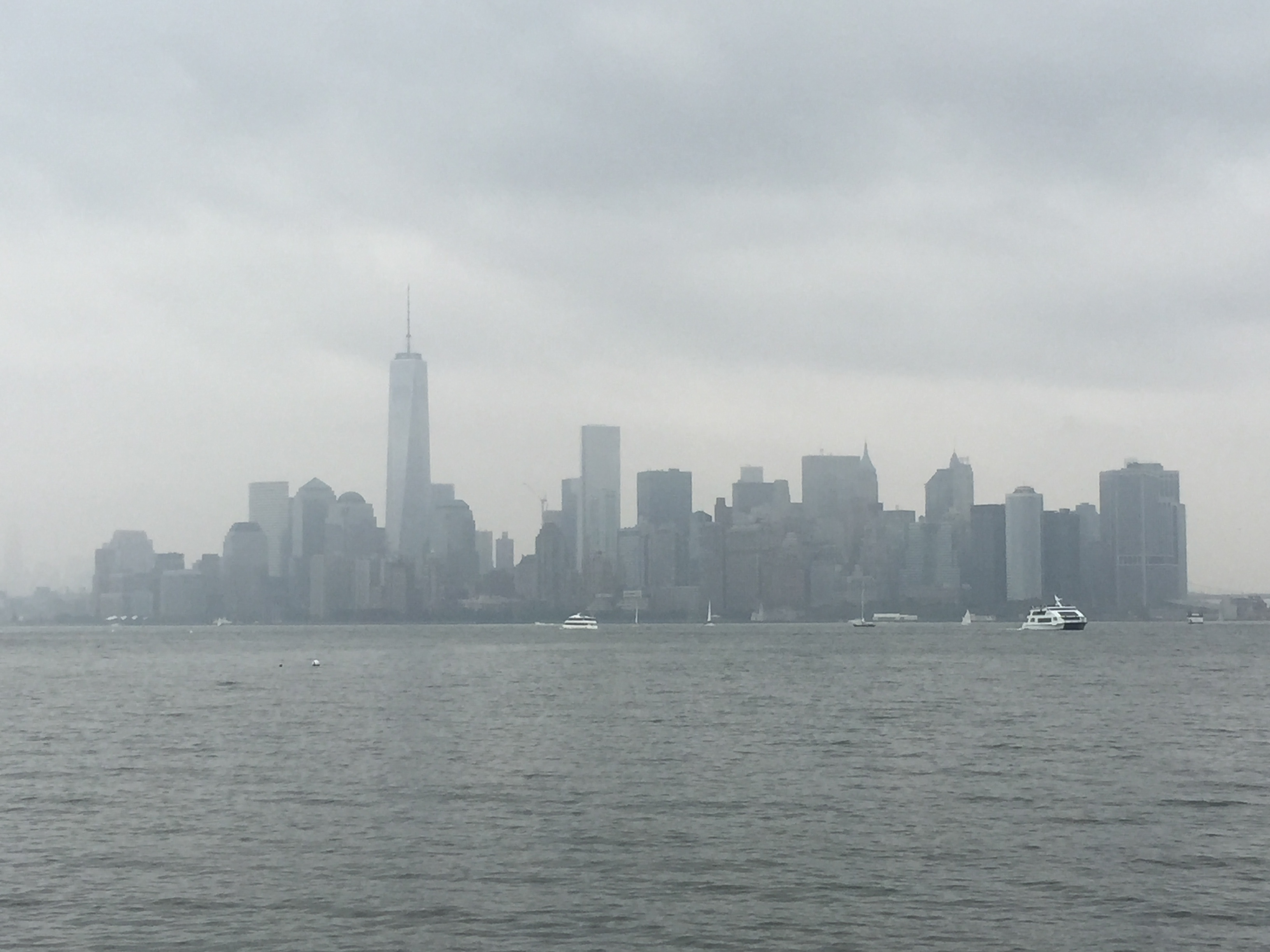 Tag 2 – Freiheitsstatue/Ellis Island und Downtown Manhattan