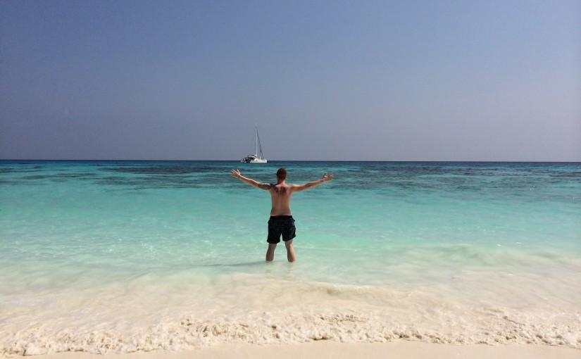 Tachai Island - Reise ins Paradies