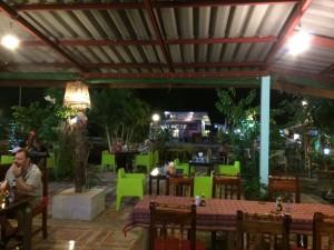 Außenbereich Emerald Beach Resort