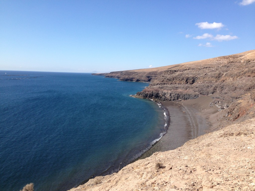 Eine MTB Tour in Puerto des Carmen und Timanfaya