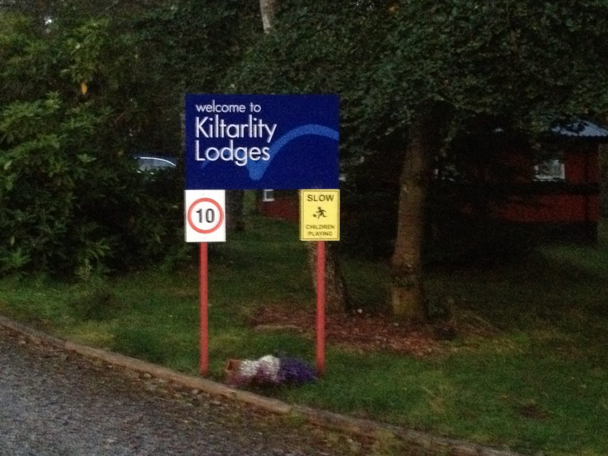 Kiltarlity Lodges – Cottages in den schottischen Highlands