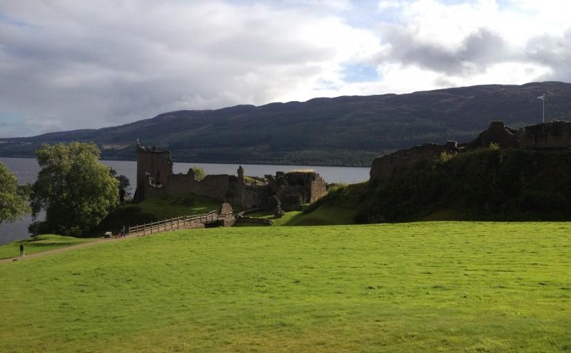Eine Biketour nach Loch Ness und Urquarcht Castle