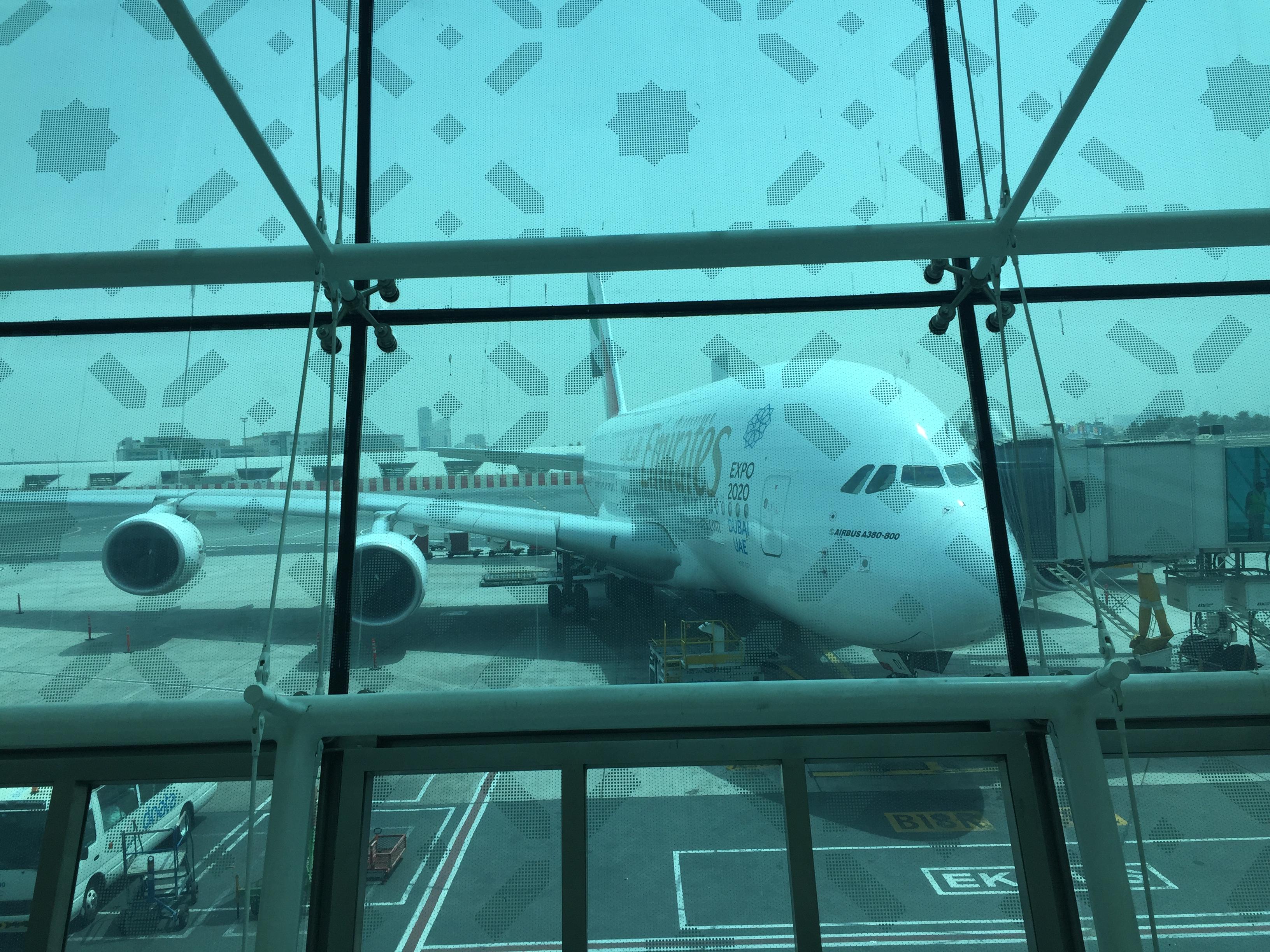 Economy Class von Emirates
