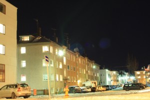 Nordlichtjagd in Reykjavik