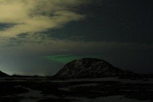 Nordlicht Tour in Island mit Volcano Tours