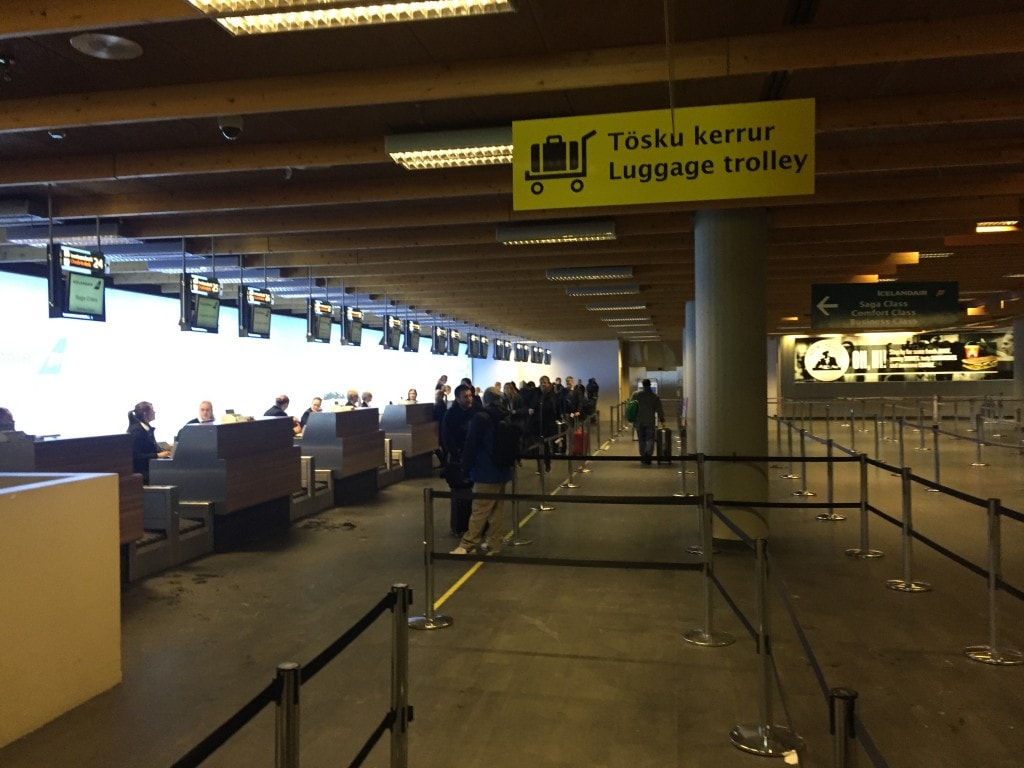 Icelandair Business Class