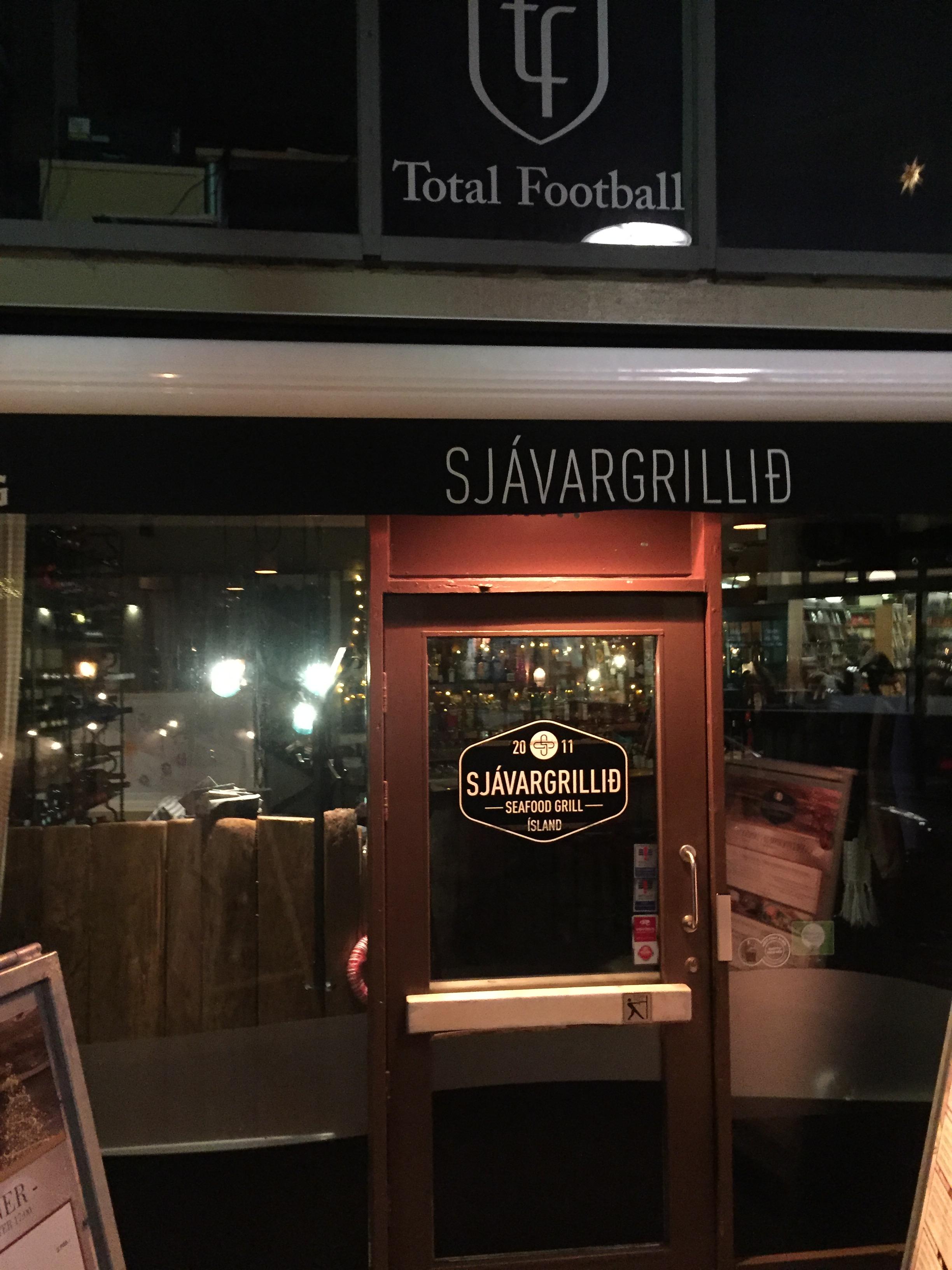 Sjavargrillid, svarta kaffi und die Dillon Bar - Essen und Trinken in Reykjavik