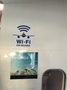 Saga Class von Icelandair