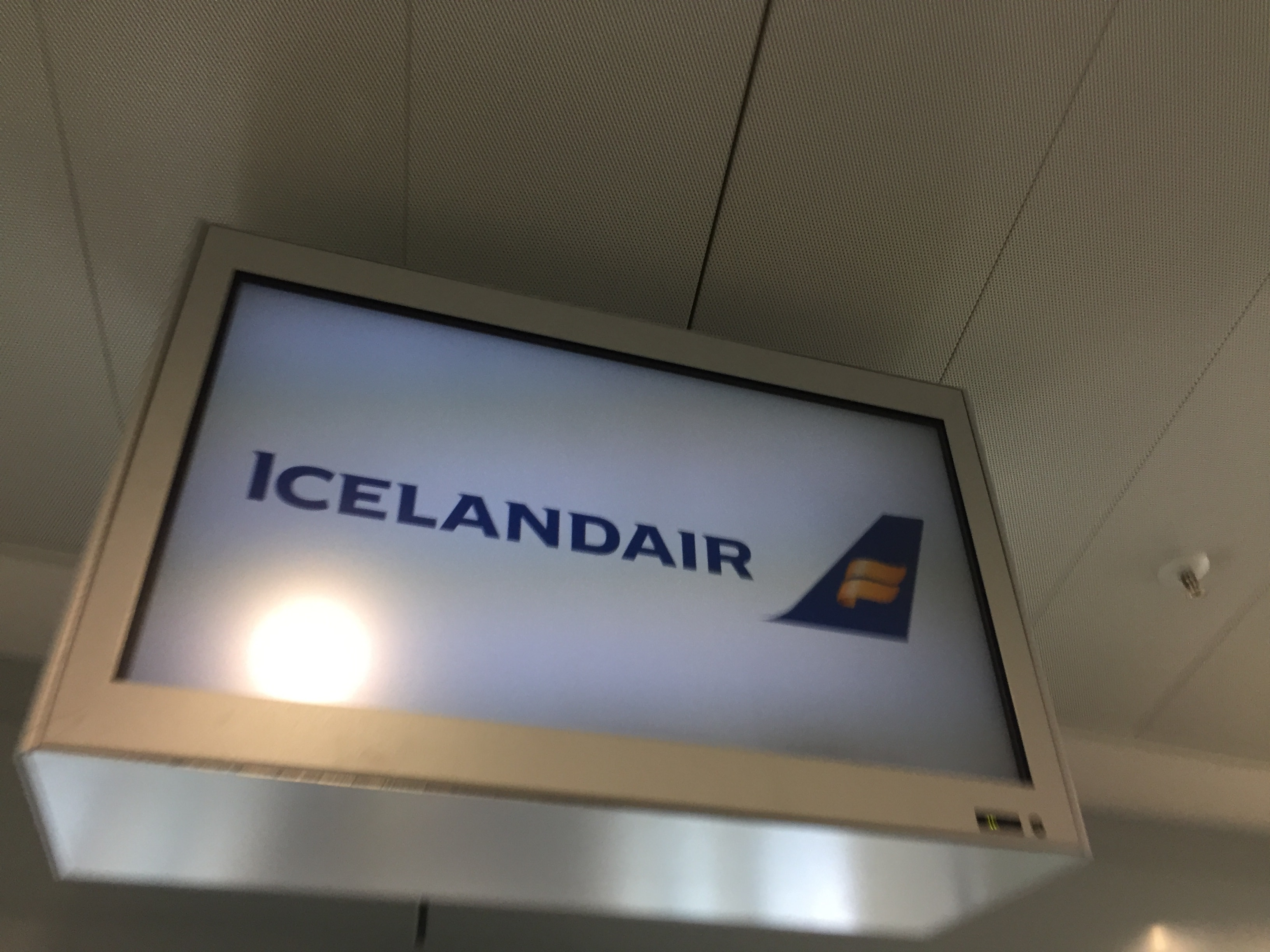 Saga Class von Icelandair nach Island