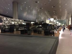 Lounge von Qatar Airways