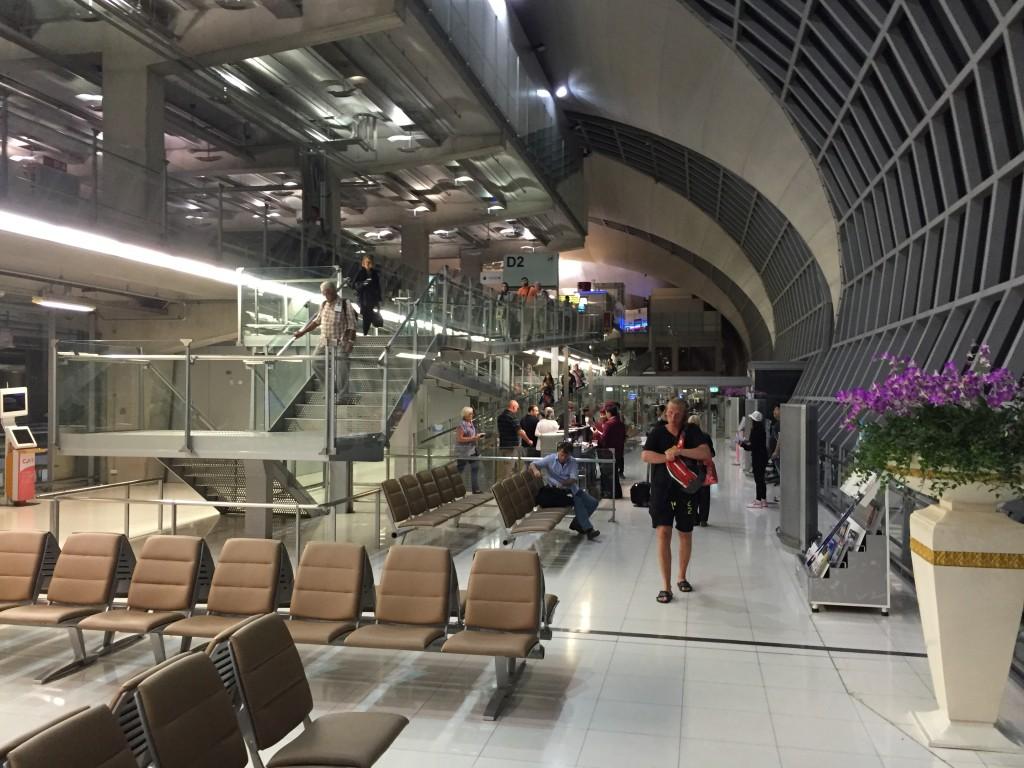 Business Class Flug mit Qatar Airways von Bangkok
