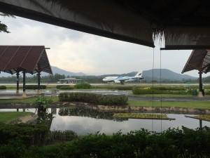 ATR 72 von Bangkok Airways