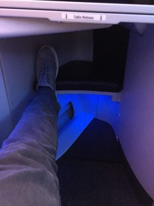Airbus A350 Business Class von Qatar Airways