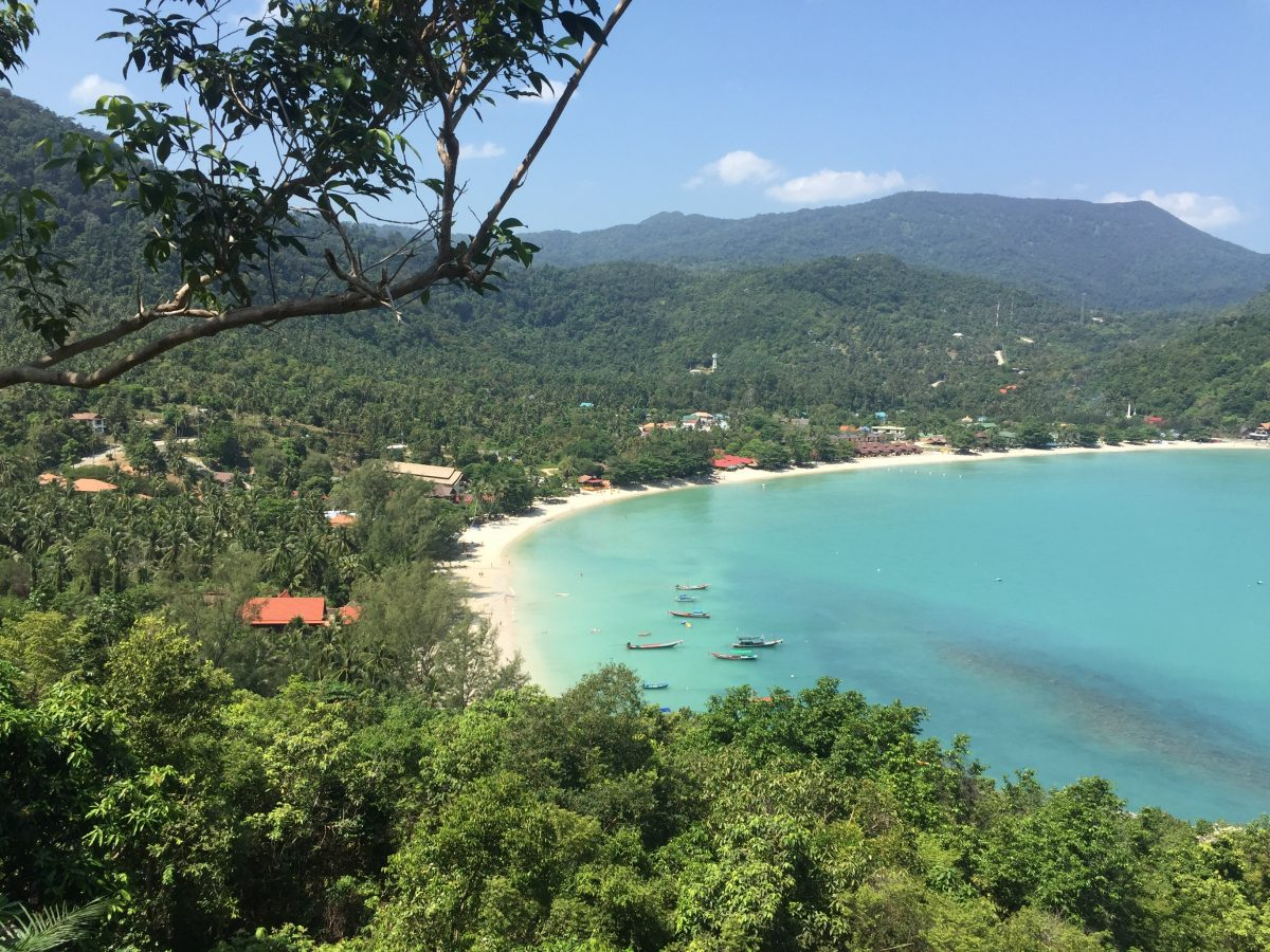 Thong Nai Pan Yai Beach – Koh Phangan