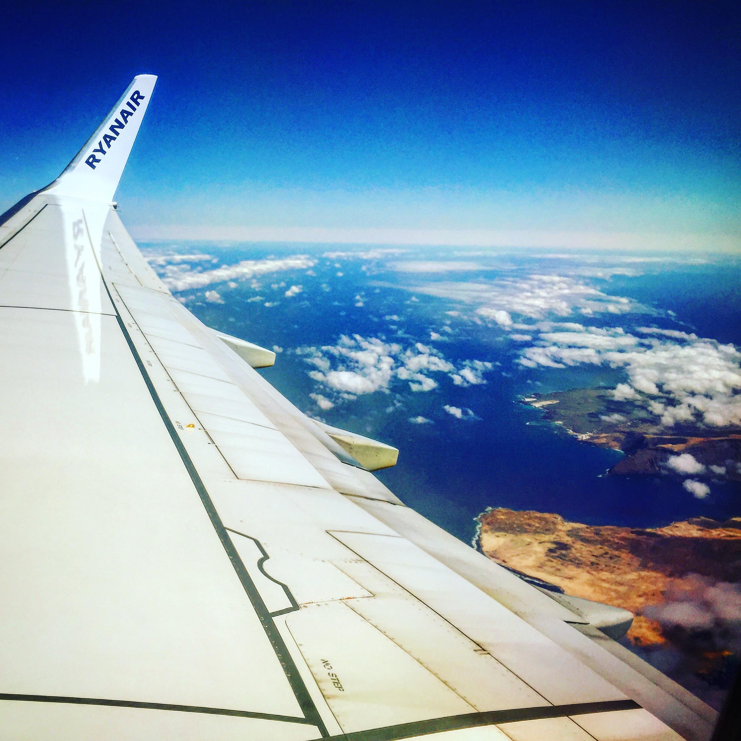 Mit Ryanair nach Weeze