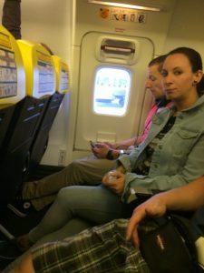 Mit Ryanair nach Lanzarote