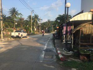 Der Norden von Koh Amphoe Koh Phangan
