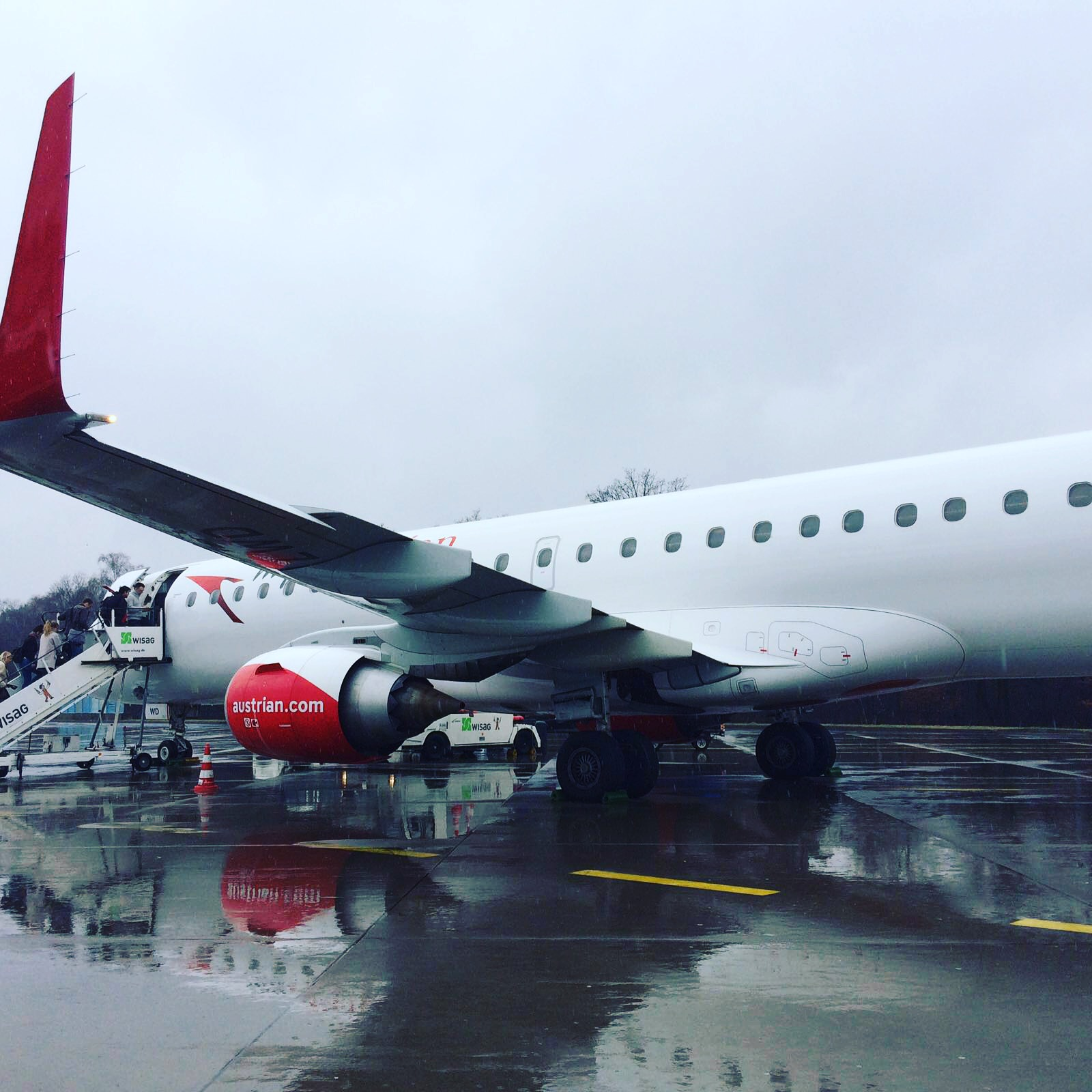 Austrian Airlines von Köln/Bonn