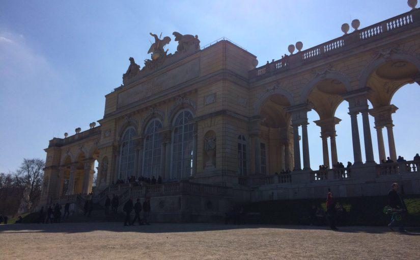Wien Tag 3 - Schloß Schönbrunn,Raimund Theater Musicalbesuch