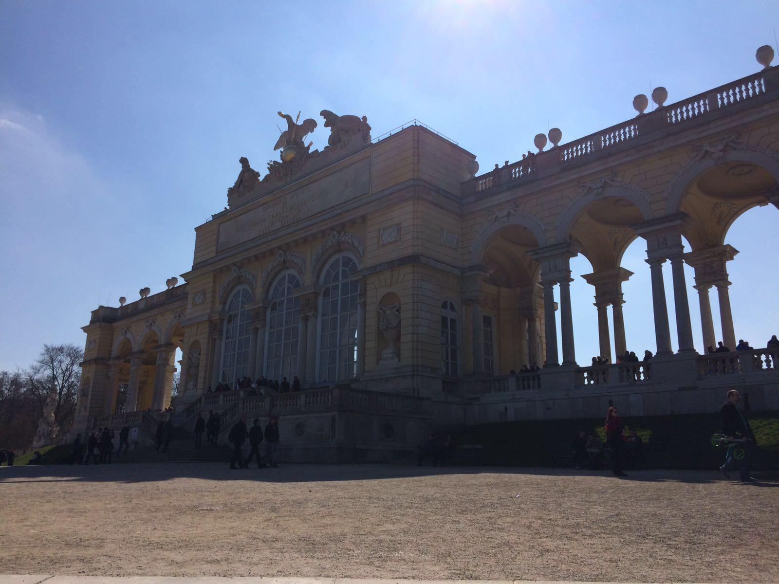 Wien Tag 3 – Schloß Schönbrunn,Raimund Theater Musicalbesuch