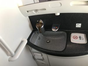 Qatar Airways Dreamliner Business Class von Frankfurt nach Doha