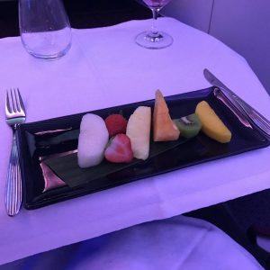 Qatar Airways Dreamliner Business Class von Frankfurt nach Doha