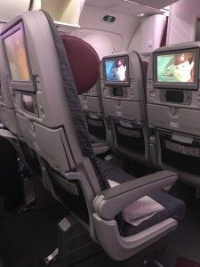 Economy Class Boeing 777