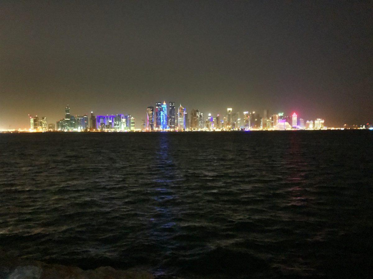Stadtrundfahrt durch Doha - Katar