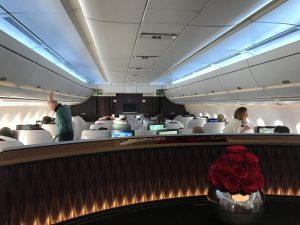 A350 Business Class Qatar Airways