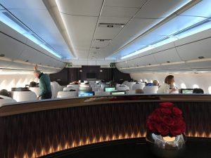 A350 Business Class Qatar Airways