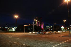 Nordlicht Jagd in Reykjavik - Der Weg zum Perlen