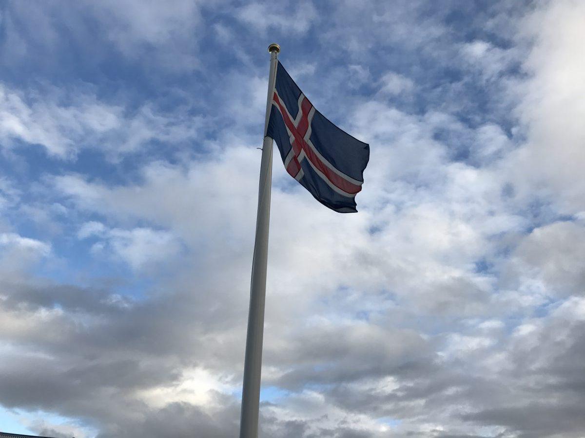 Island du wunderbares Land aus Feuer und Eis