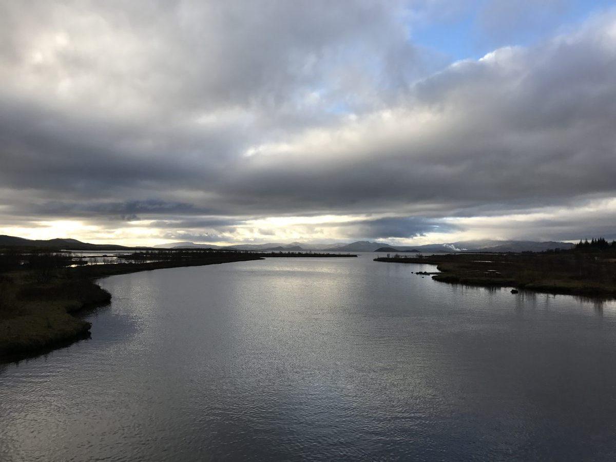 Island im Oktober 2016