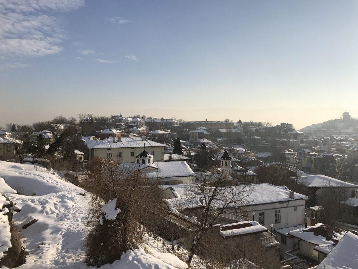 Plovdiv - die Kulturhauptstadt Europas 2019