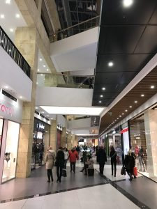 Einkaufszentrum Plovdiv - Markovo Tepe Mall