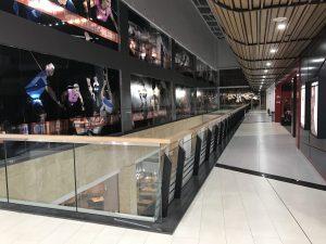 Einkaufszentrum in Plovdiv - Markovo Tepe Mall