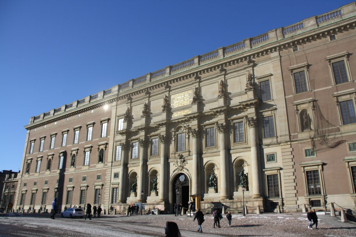 Die Altstadt von Stockholm – Gamla Stan