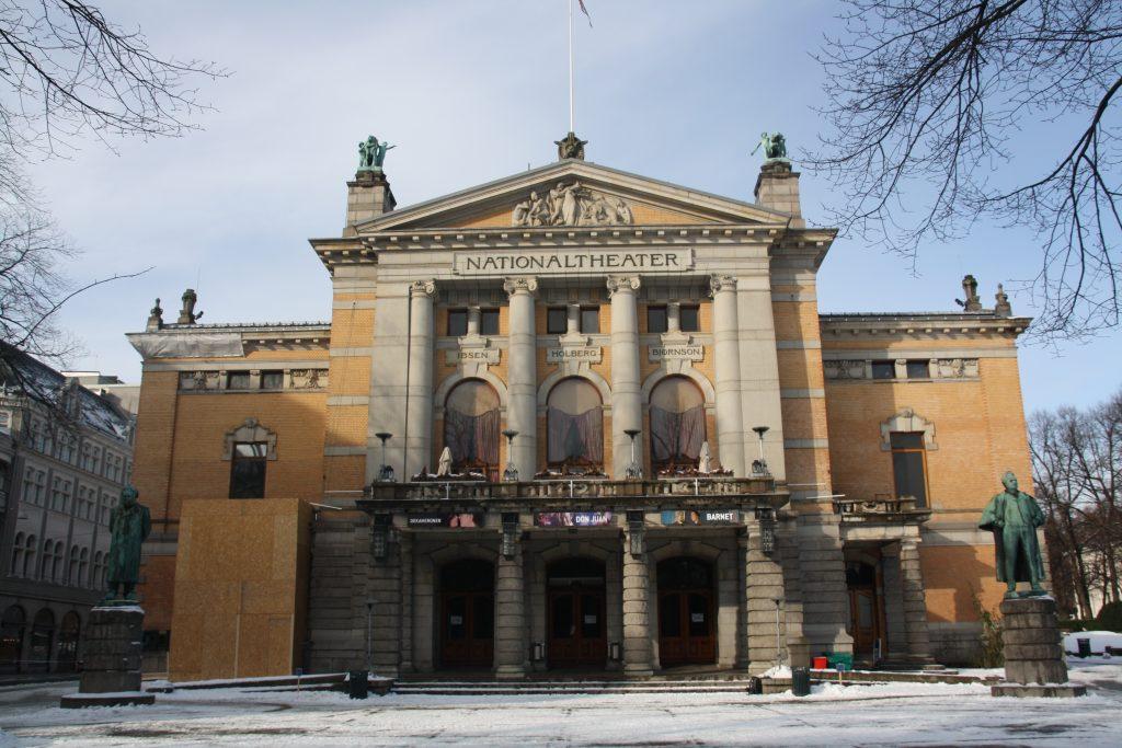 4 Stunden in Oslo