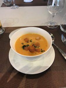 Premium Lounge von Qatar Airways in Paris Charles de Gaulle