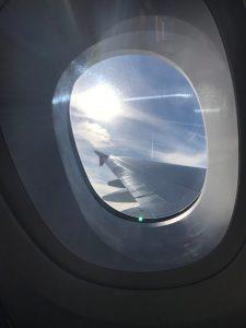 A380 Business Class nach Doha