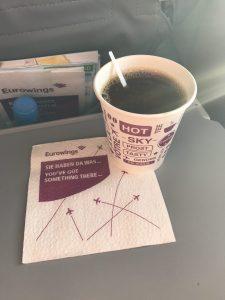 SunExpress im Auftrag für Eurowings
